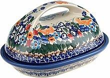BCV klassische handbemalte bunzlauer keramik