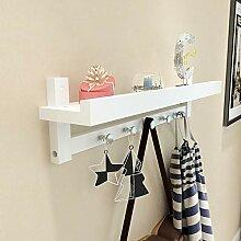 BCX Wand-Kleiderständer Eingangsbereich Garderobe