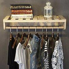 BCX Wand-Kleiderständer Garderoben