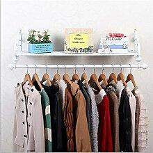 BCX Wand-Kleiderständer Wand-Kleiderständer