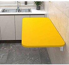 BCX Wandtisch, klappbarer Esstisch,