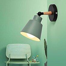 BCYEM E27 Wandleuchte Modern Wandlampe Kreative
