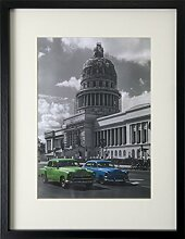 BD Art 30x40 cm Bilderrahmen mit Passepartout