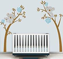 Wandtattoo Baum Kinderzimmer günstig online kaufen   LIONSHOME