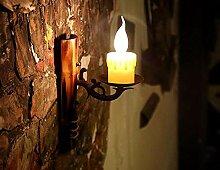 Bdeng Gang Cafe Eisen Bar Treppen Bambus Lampe
