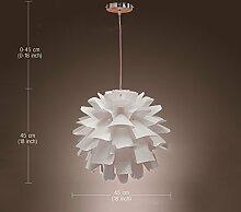 Bdeng Lampe Kronleuchter Dekoration Acryl