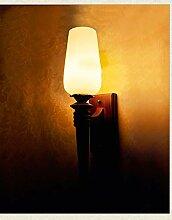 Bdeng Villa Tür Licht Tür Lampe Holz Japanischen