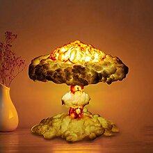 BDHBB 3D Pilz Explosion Lampe, nukleare Explosion