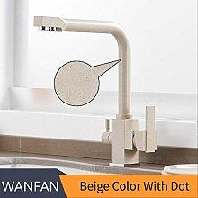 BDWS Wasserhahn Deck Küchenarmaturen montieren