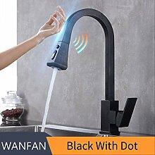 BDWS Wasserhahn Elektrischer Wasserhahn,