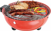 Be Nomad doc170r Elektrogrill Tisch-Ro