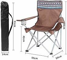 Be&xn Klappstuhl Camping, Leichte tragbare