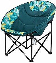 Be&xn Outdoor-klappstuhl, Lounge Chair Liegestühle Tragbare Mittagessen Pause Stuhl Liegestuhl Angeln hocker Folding hocker-Palmgrün L50xH80cm(20x31inch)