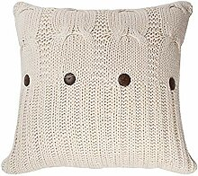 Be-you-tiful Home Natural Clable Strickkissen