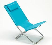 Beach And Garden Design - Strandstuhl aus Stahl