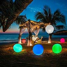 Beach Ball LED aufblasbar 13 RGB Farbwechsel und