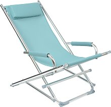 Beach Chair - Liegestuhl - Mint