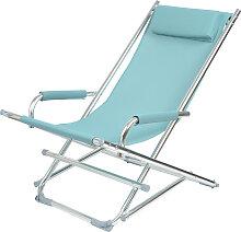 Beach Chair - Liegestuhl - Mint