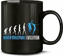 Beach Volleyball Evolution 689 Sport Fun Tasse