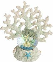 Beachcombers Seepferdchen-Wasserball, Kunstharz,