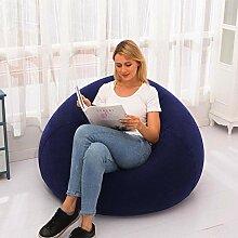 Beanless Bag Aufblasbarer Stuhl für Kinder und