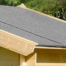 Bear County Dachpappe Schwarz - Länge: 15m