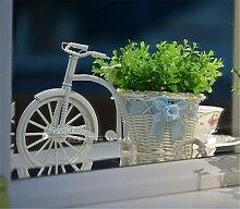 Beata.T Künstliche Blumen Europäisch - Stil Kleine Dreirad Wohnzimmer Dekoration Dekoration Tisch Blume Seide Blume, I