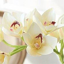Beata.T Künstliche Blumen Set Simulierte Blumen Hydrangea Gefälschte Blume Tisch Möbel
