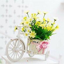 Beata.T Künstliche Blumen Wohnzimmer Dekoration Dekoration Tisch Blume Blume Seide Blume, J