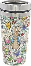 Beatrix Potter Peter Rabbit Bamboo Travel Mug,