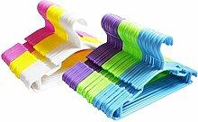 BEAUTOPE 60 Stück Kinder-Kleiderbügel aus