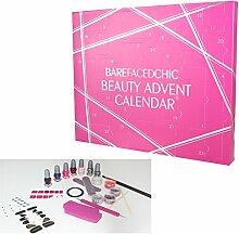 Beauty-Adventskalenderfür Weihnachten