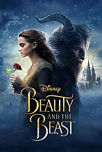 Beauty and The Beast Poster auf