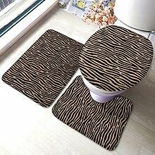 Beauty-Design Tiger oder Zebra Hellbraun,