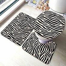 Beauty-Design Tiger oder Zebra Schwarz und Weiß
