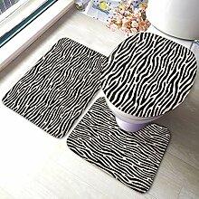 Beauty-Design Zebra oder Tiger, schwarz-weiß,