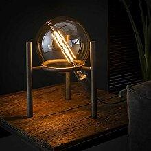 Beauty.Scouts Tischlampe Lampe Dizy III Glas