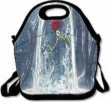 Beauty The Beast Portable Lunch Box Bag Insulated