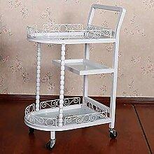 Beauty Trolley Cart im europäischen Stil