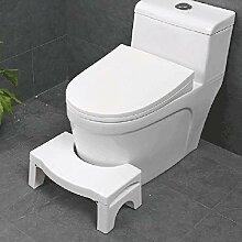 beautygoods Toilettenhocker klappbarer wc hocker