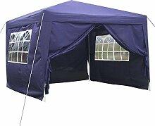 Beautytalk Party Camping Zelt Pavillon mit 4