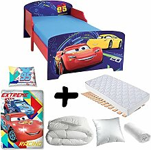 BEBEGAVROCHE Komplettpaket Premium Bett Cars