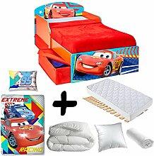 Bebegavroche Komplettset Premium Bett Flash