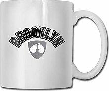 Becher 11oz-Papa und Mutter Becher-Brooklyn Boxing