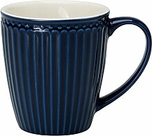 Becher, Alice Dark Blue von GREENGATE