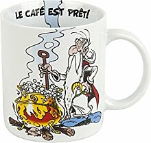 Becher Asterix - Le café est prê