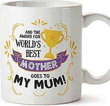 (Becher auf englisch) Best Mother Award 1