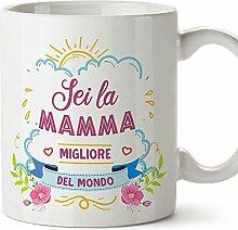 (Becher auf Italienisch) Du bist die beste Mutter 1