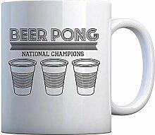 Becher Beer Pong National Champions Großer