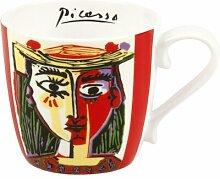 Becher Femme Au Chapeau Picasso